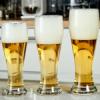 Стеклянные кружки и бокалы для пива