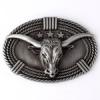 Пряжки на ремень с изображением быка