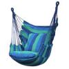Подвесное кресло из текстиля