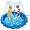 Детские надувные водные горки и фонтаны