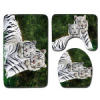 Коврик с тигром