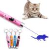Автоматическая лазерная указка - игрушка для кошек