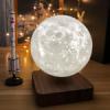 Левитирующий светильник Луна
