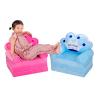 Бескаркасный раскладывающийся диван-крсело для детей
