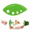 Приспособления для удаления листьев с зелени и кукурузных зерен