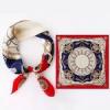 Шелковые платки и шарфы