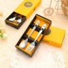 Gift box с ложкой и вилкой