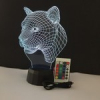 3D LED Светильник/Ночник