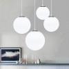Потолочный светильник в форме шара/пузыря