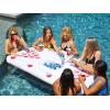 Надувной стол для игры в Beer Pong