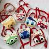 Детские тканевые сумки с героями мультфильмов