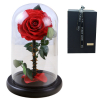 Неувядающая роза (Роза в колбе)