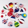 Магниты с флагами стран