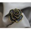 Цветок - броши и значки