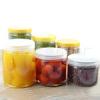Банки и бутылки для хранения пищевой продукции