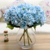 Гортензия, искусственные цветы