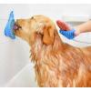 Настенная кормушка для отвлечения внимания собаки во время купания