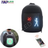Рюкзак с LED дисплеем