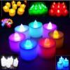 Светодиодные свечи (LED)