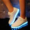 Светящиеся кроссовки (LED)