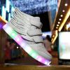 Светящиеся детские кросcовки (LED)