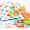 Creative Magic Panel детский конструктор-мозайка с дрелью