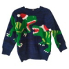 Мужской новогодний свитер