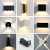 Настенные светильники в стиле минимализм