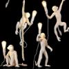 Подвесные светильники с обезьяной