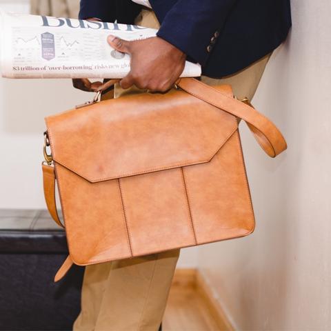 В царстве сумок и рюкзаков