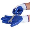 Нитриловые рабочие перчатки