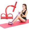 Педальный эспандер тренажер для рук и ног