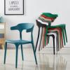Пластиковые стулья для кафе