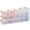 Прозрачные пластиковые контейнеры