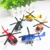 Пластиковая модель вертолета