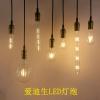 Лампочки в ретро-стиле