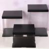 Прозрачные подарочные коробки для мишек из роз