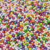 Пенопластовые шарики для слаймов