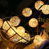 Тайские фонарики и гирлянды