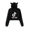 Одежда с символикой Tik Tok