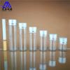 Прозрачные стеклянные бутылочки для лекарств